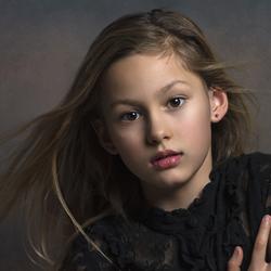 Zoë's portrait