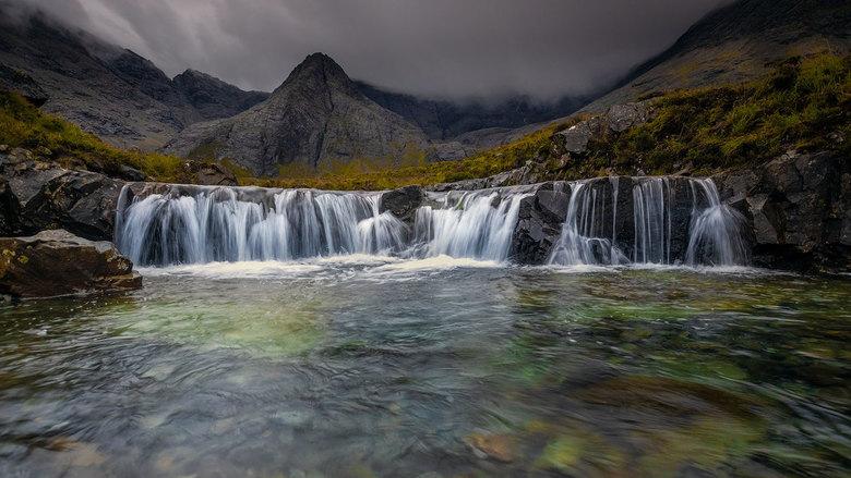 Skye Tales - Fairy Pools vorige week