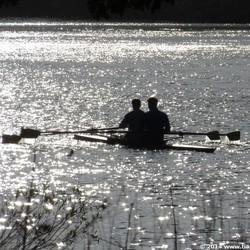 Sporten op het water