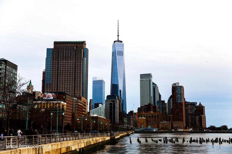 One world trade center in New York - 201504196801 One world trade center in New York