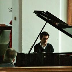 Pianist en luisteraar