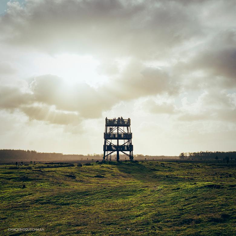 Uitkijktoren - Uitkijktoren in Appelscha.<br /> <br /> <br /> <br /> ©MotionMan 2020