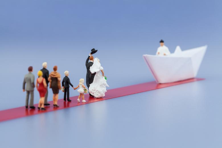 Huwelijksbootje -