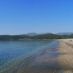 strand voor mij alleen....