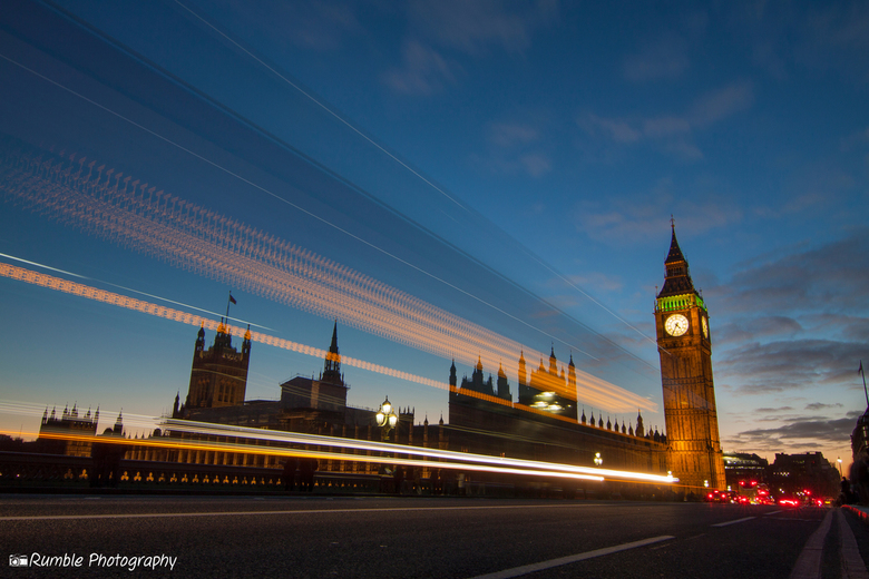 It's London Calling - London, Big Ben by night