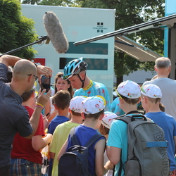 Lieuwe Westra - Tour de France