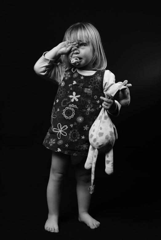 """""""Verdriet"""" - Mijn dochter een echte artiest"""