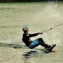 water skieen