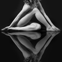 Linda gespiegeld