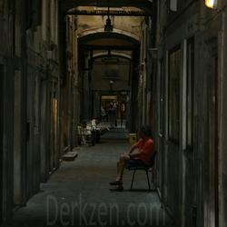 Steegje in Venetië