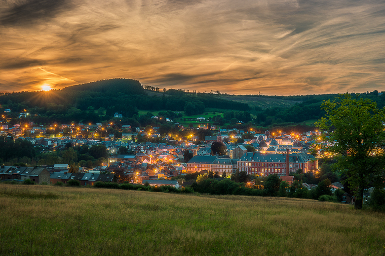 Stavelot Day and Night