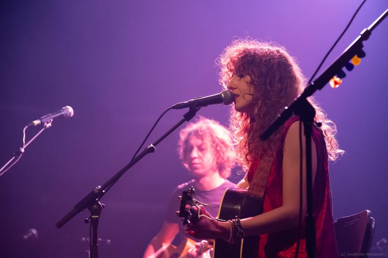 Juneville live @Roosje 008 - Foto gemaakt bij de releaseshow Obey the Heart van de band Juneville in Doornroosje in Nijmegen.
