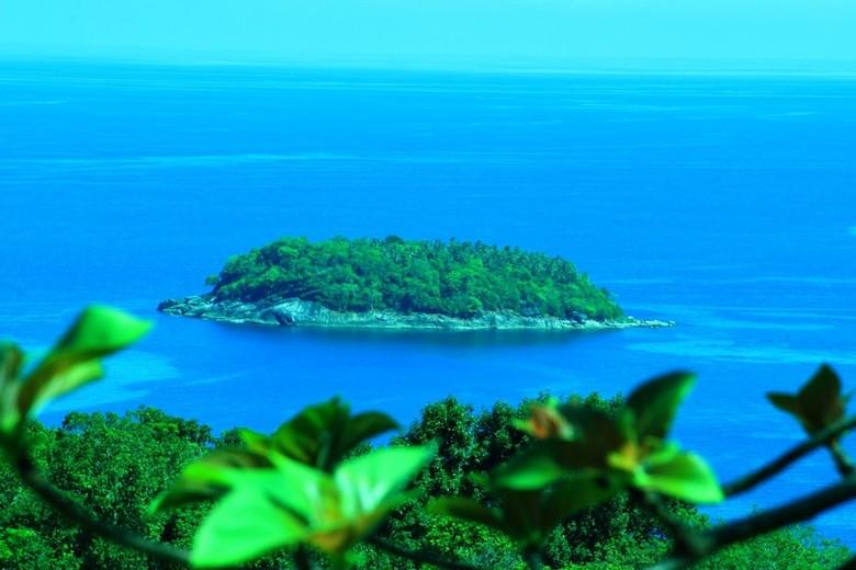 Phuket Island,Thailand - Karon view point,Phuket Island,Thailand
