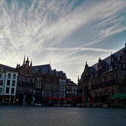 Grote Markt en Waag Nijmegen