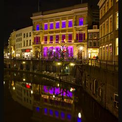 Utrecht by night 1