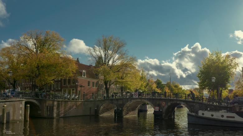 Herfst in Amsterdam -