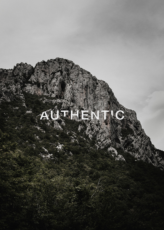 Be authentic - Always stay true to yourself. Be yourself... Be authentic.