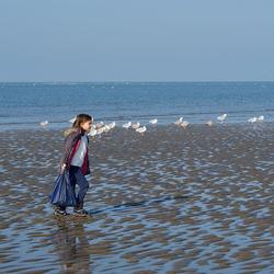 aan het strand  3