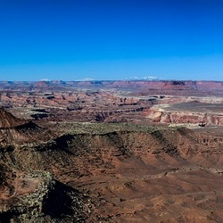 panorama canyonland