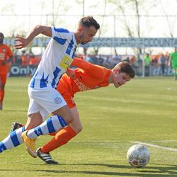 FC Lienden - TEC