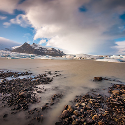 Fjallsarlon, Iceland