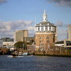 Watertoren in Rotterdam