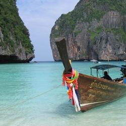 Phi Phi Leh boat