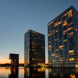 Almere - Side by Side Flats - 01