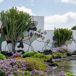 Lanzarote 20 - huis van César Manrique in Tahiche