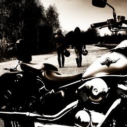 délaisser le moto