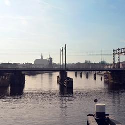 Haarlem uitzicht