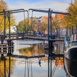 Herfst in Schiedam