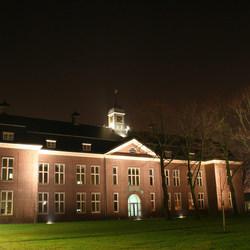 Oud schoolgebouw in Drachten