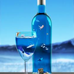 Bottled Ocean