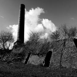 Oude steenfabriek