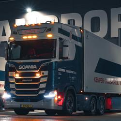 Nacht transport