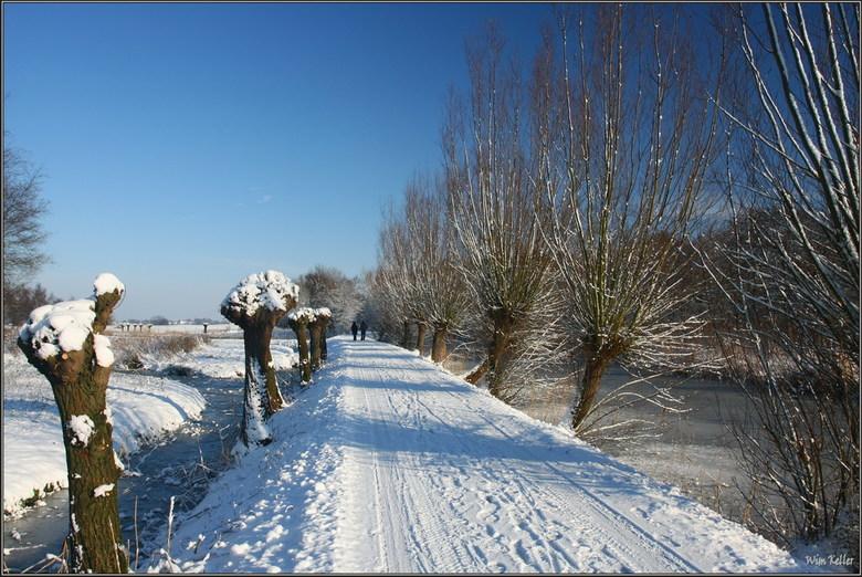 Winter Wonderland. - Bij deze wil ik iedereen een fijne kerst wensen en een voorspoedig en gezond 2010<br /> EF 17-40