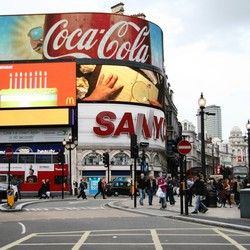 Londen, Picadilly Circus