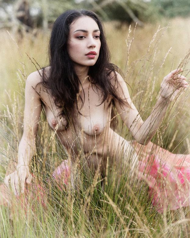 Rebecca in nature