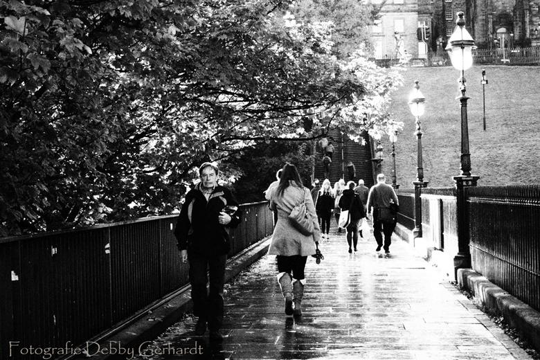 Streets of Edinburgh 2 - Straatfotografie in Edinburgh