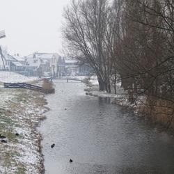 Winters Nieuw-Beijerland