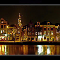 Haarlem by night