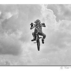 Air-biking