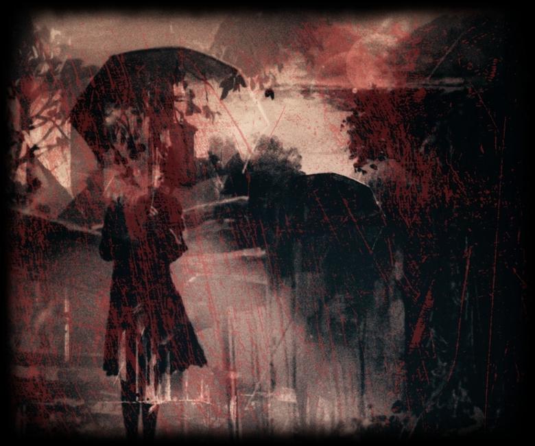 Het verleden achter je laten - .... met pijn en moeite weer terug komen op een wereld die er nu ook niet echt rooskleurig uitziet...<br />