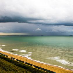 Strand bij Valkenisse (Zeeland)