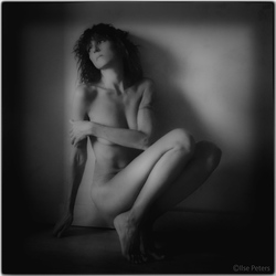 'Empty Nest Syndrome' - selfportrait