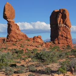 Arches NP Balanced Rock