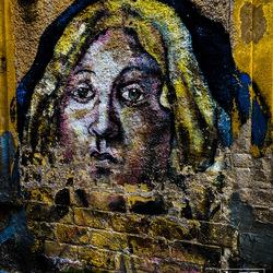Mural art in Palermo