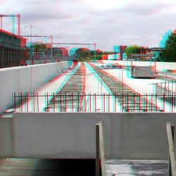 NS-station Driebergen-Zeist 3D