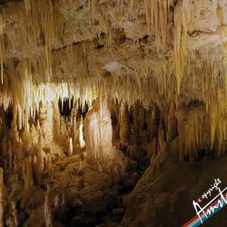 Italie - Grotte di Castellana